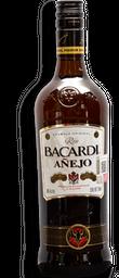 Ron Bacardi Añejo Botella 750 mL