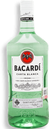 Ron Bacardí Carta Blanca Superior 1.75 L