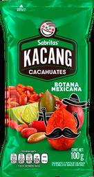 Cacahuate Kacang Botana Mexicana 100 g