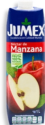 Néctar Jumex de Manzana 1 L