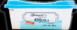Mantequilla Gloria sin Sal Reducida en Grasa Untable 250 g
