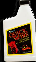 Líquido Para Encender Carbón Quick Fire 480 mL