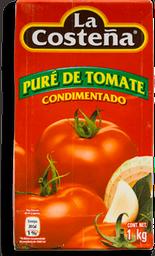 Puré de Tomate La Costeña Condimentado 1 kg