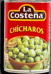 Chícharos La Costeña420 g