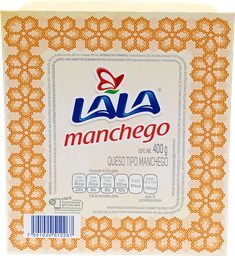 Queso Manchego Lala 400 g