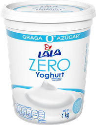 Yogurt Lala Light Natural 1 Kg
