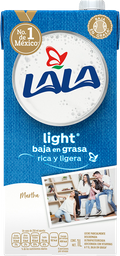 Leche Lala Light 1 L X 12