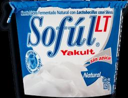 Alimento Lacteo Fermentado Sofúl LT Natural 105 g