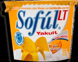 Yoghurt Sofúl LT Mango Sin Azúcar 106 g