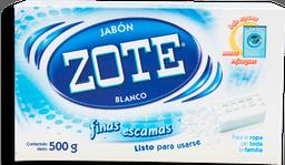Jabón Zote Blanco 500 g