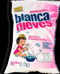 Detergente en Polvo Blanca Nieves Multiusos 1 Kg