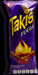 Frituras Takis Fuego Bolsa 190 g