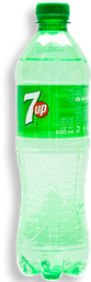 Refresco 7 Up Lima Limón 600 mL