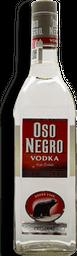 Vodka Oso Negro Clásico Botella 1 L