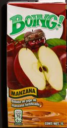 Jugo Boing Manzana 1 L