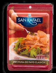Pechuga de Pavo San Rafael Clásica 250 g