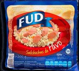 Salchicha de Pavo Fud 500 g