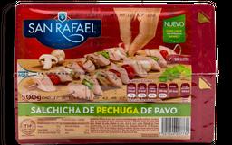 Salchicha de Pechuga de Pavo San Rafael 500 g