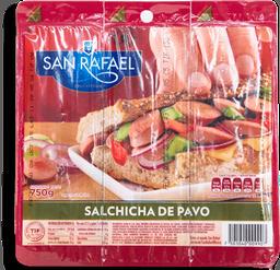 Salchicha de Pavo San Rafael 750 g