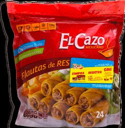 Flautas El Cazo