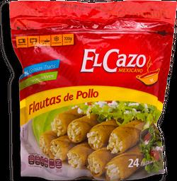 Flautas de Pollo El Cazo 24 U