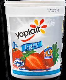 Yoghurt Yoplait Con Fresa Light 1 Kg