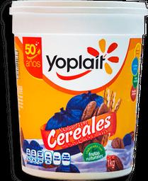 Yoghurt Yoplait Moras Nueces y Cereales 1 Kg