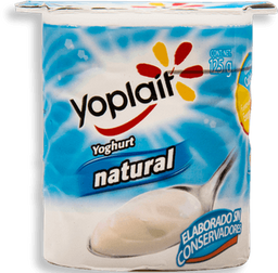 Yogurth  Yoplait Natural 125 g
