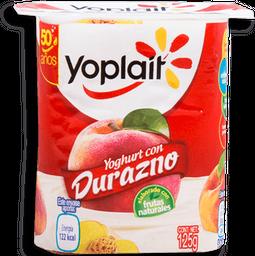 Yoghurt Yoplait Durazno 125 g