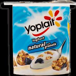 Yoghurt Yoplait Natural Con Granola 125 g