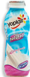 Yoghurt Bebible Yoplait Natural Deslactosado 242 g