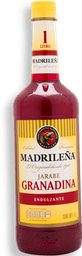 Jarabe Granadina La Madrileña 1 L