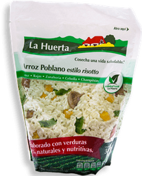 Arroz Poblano La Huerta