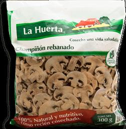 Champiñon La Huerta Rebanado Congelados 300 g