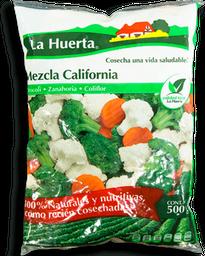 Vegetales Congelados La Huerta Mezcla California 500 g