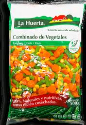 Verdura Congelada La Huerta Combinado 500 g