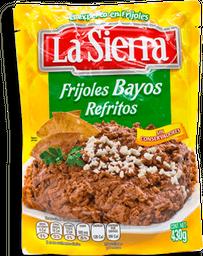 Frijoles La Sierra Bayos Refritos 430 g
