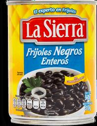 Frijoles La Sierra Negros Enteros 560 g