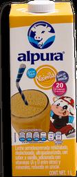 Leche Alpura Vainilla 1 L
