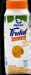Leche Alpura Frutal Durazno 250 mL