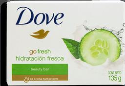 Jabón de Tocador Dove Go Fresh Hidratación Fresca 135 g