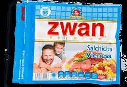 Salchicha Zwan Premium Vienesa 1 Kg