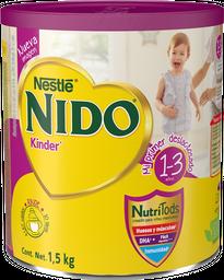 Leche en Polvo Nido Kinder Deslactosado
