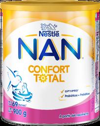 Fórmula Láctea Nan Confort Total 900 g
