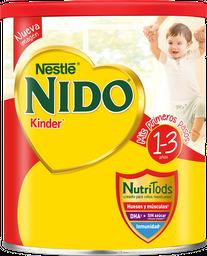 Producto Lácteo Nido Kinder en Polvo 1 a 3 Años 800 g