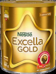 Fórmula Láctea Excella Gold Con Neuronutrientes 800 g