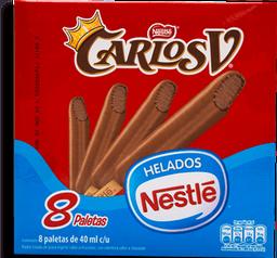 Paleta Nestlé