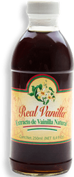 Saborizante Real Vanilla Extracto de Vainilla 250 mL