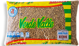 Lentejas Verde Valle Natural  500 g
