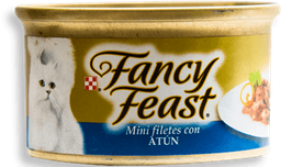 Alimento Para Gato Fancy Feast Filetes Atún 85 g